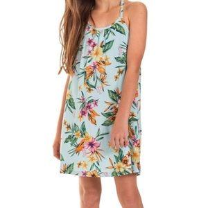 Roxy X Disney Ariel Exotic Natural Dress Size S(8)